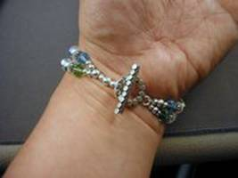 Mommy Bracelet with Clasp Closed