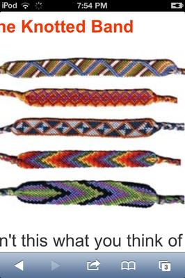 Intermediate Bracelet Patterns?